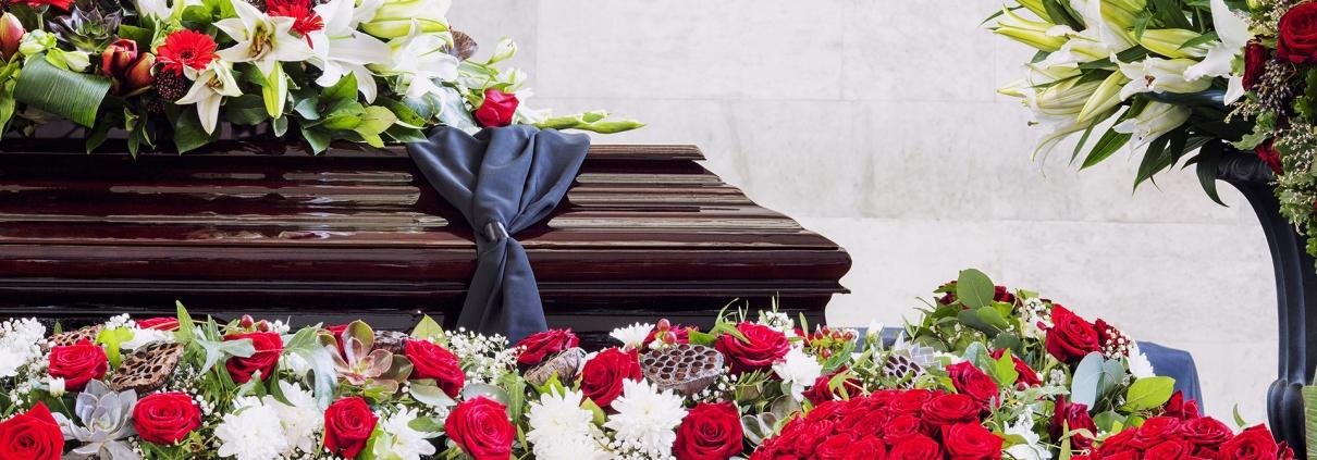 Cum sa organizezi o inmormantare image